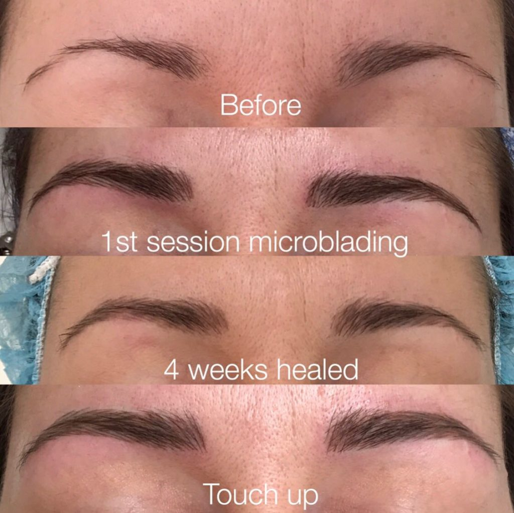 Microblading Eyebrows Toronto